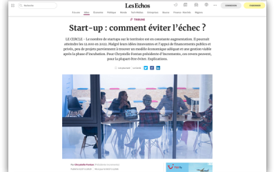 Start-up : comment éviter l'échec ?